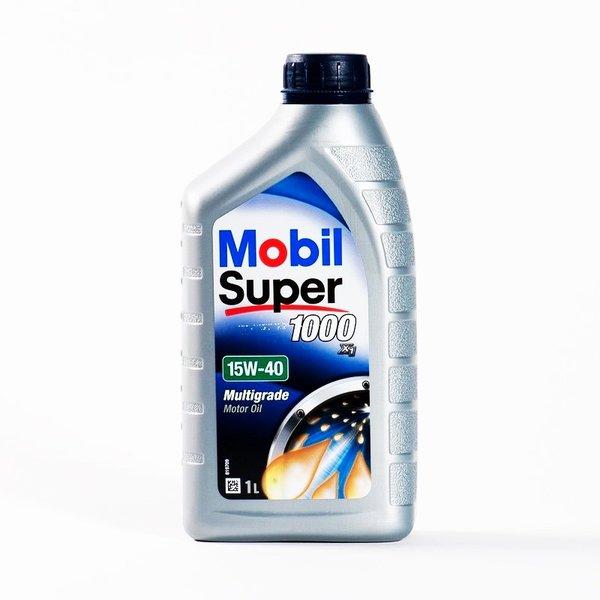 Mobil Super 1000 X1 15W40 1L